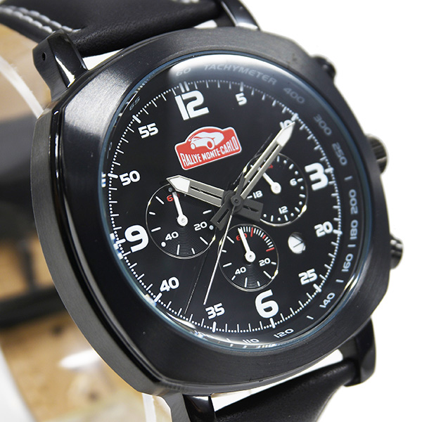 Rally Monte Carlo Official Wrist Watch