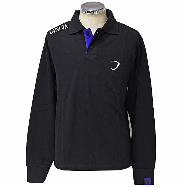 LANCIA NEW DELTA Polo Shirts(Long Sleeves)
