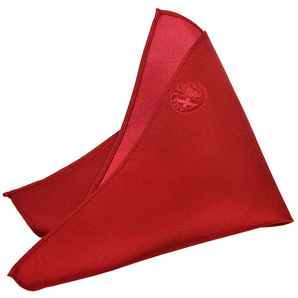 Alfa Romeo Silk Scarf(Red)
