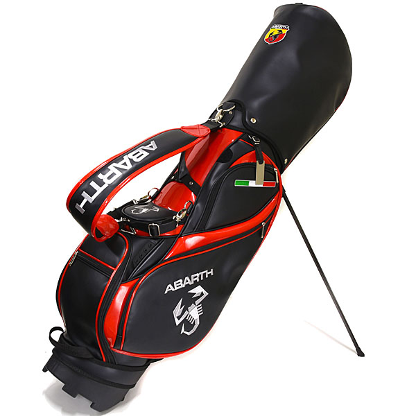 ABARTH Caddy Bag(Self Stand Type)