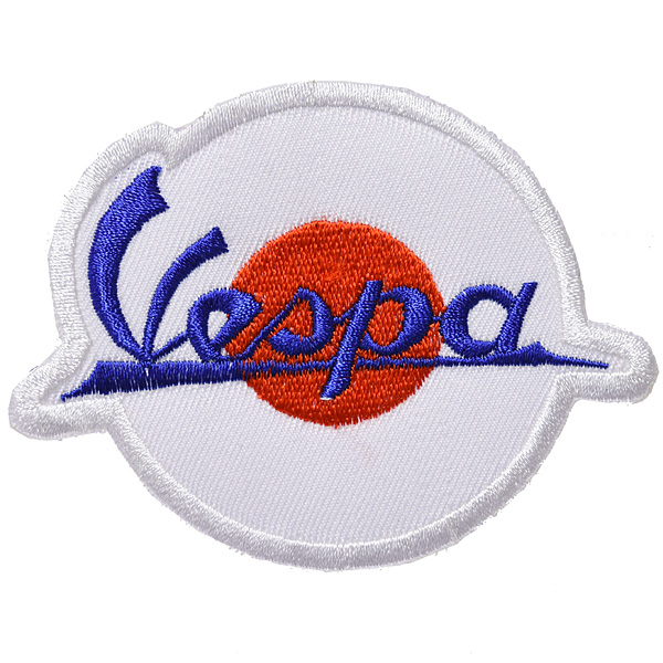 Vespa Emblem Patch