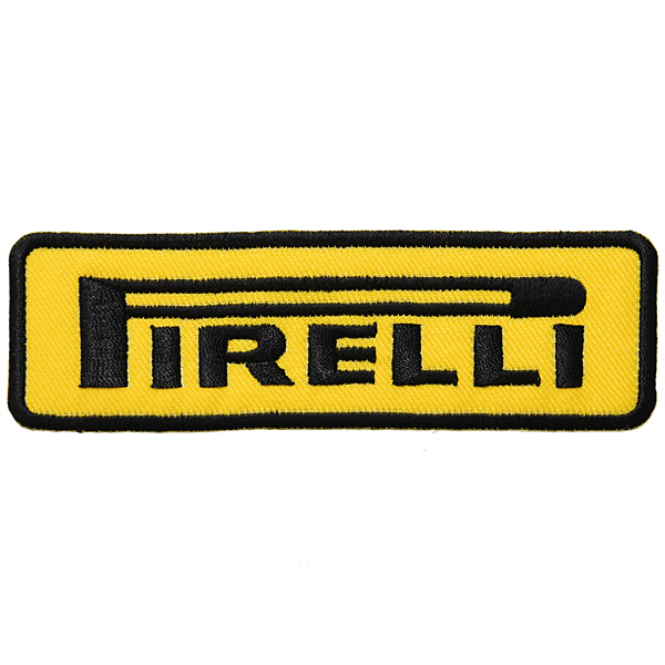 PIRELLI LOGO Patch