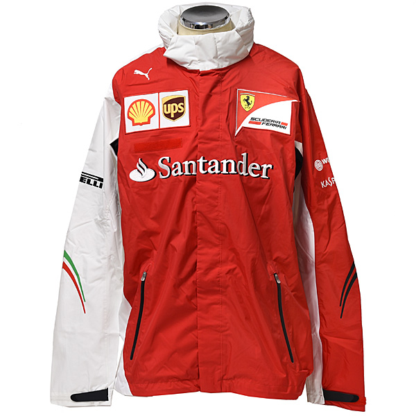 Scuderia Ferrari 2014 Team Staff Light Jacket