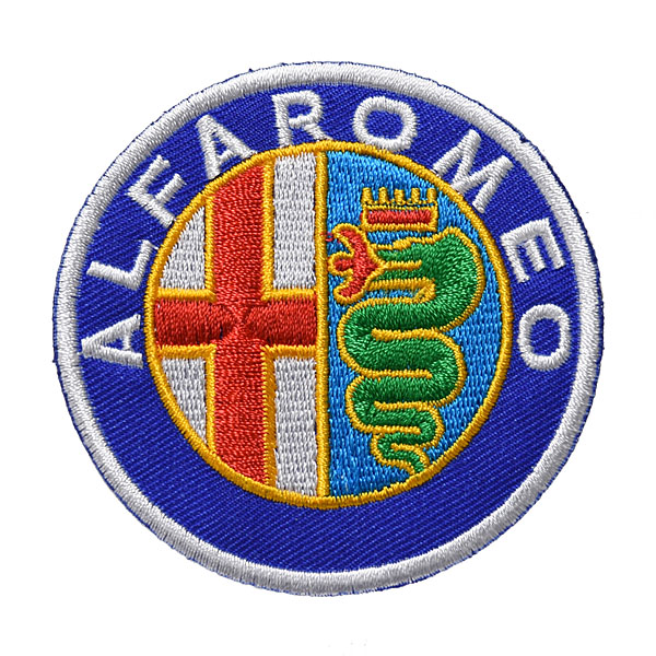 Alfa Romeo Emblem Patch(69mm )