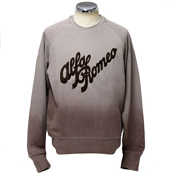 Alfa Romeo Official Gradation Sweat Shirts