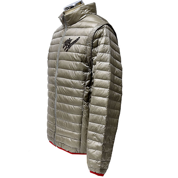 Alfa Romeo Official Down Jacket