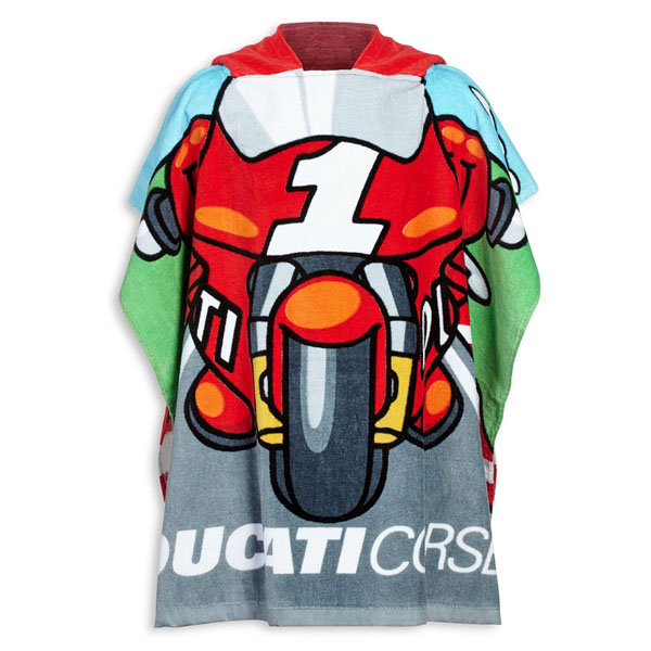 DUCATI bath robe for kids