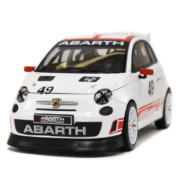 1/24 ABARTH 500 ASSETTO CORSE Miniature Model