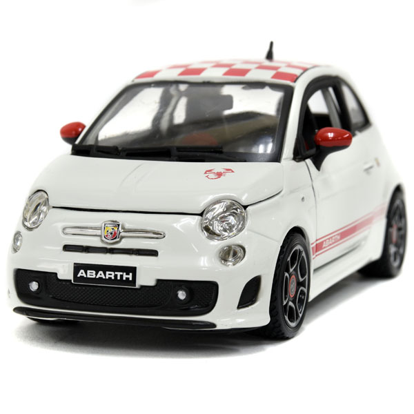 1/24 ABARTH 500 Model Kit<br><font size=-1 color=red>11/22到着</font>