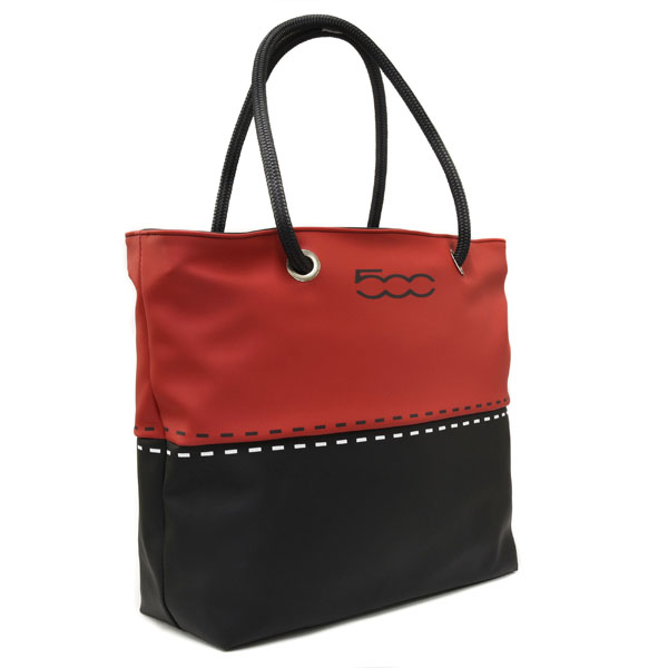 FIAT 500 2tone Color Bag <br><font size=-1 color=red>08/25到着</font>