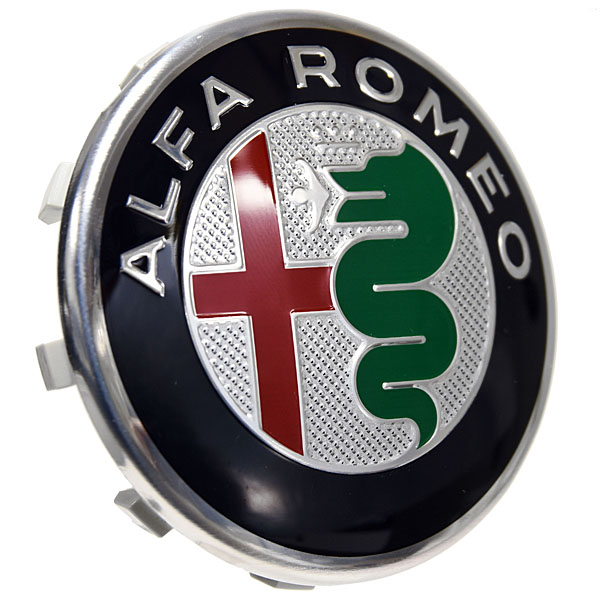 Alfa Romeo New Emblem Wheel hub Cap