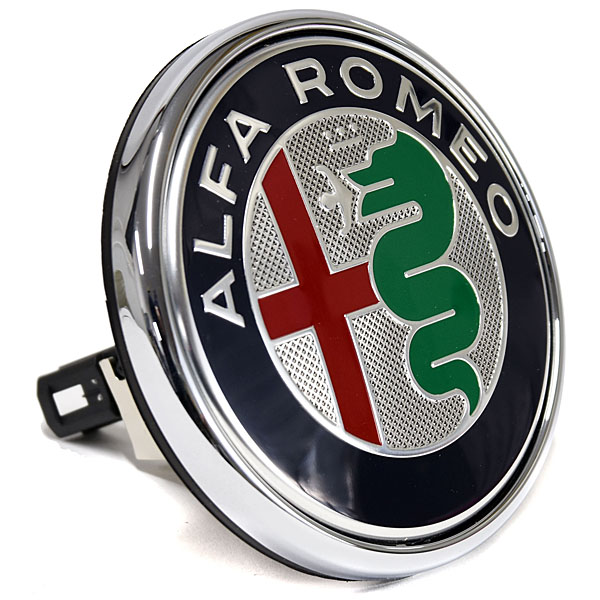 Alfa Romeo New Emblem(Rear)