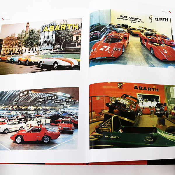 ABARTH THE SCORPIONS TALE 1949-1972