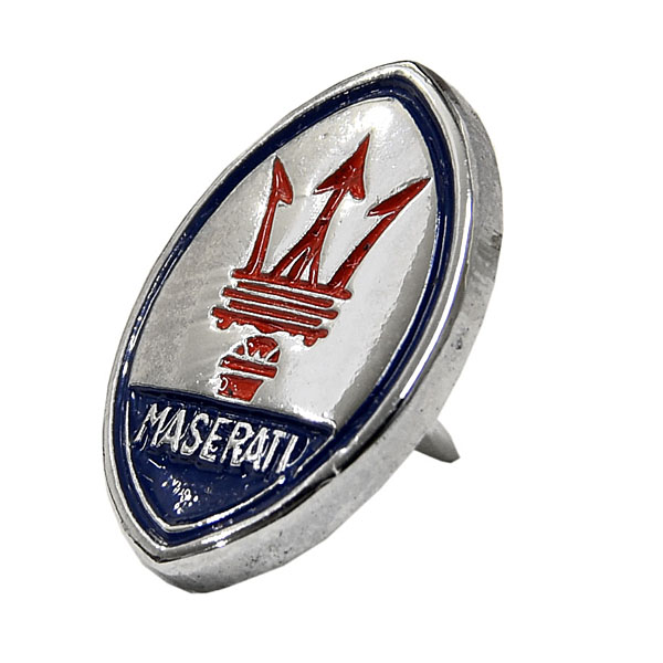 MASERATI Emblem Pin Badge