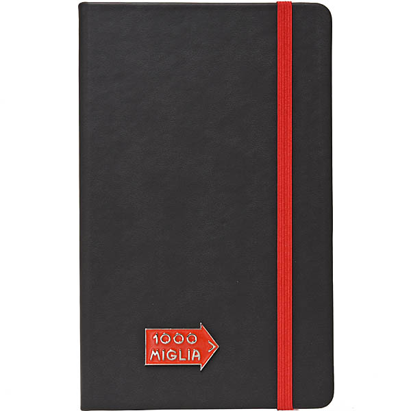 1000 MIGLIA Official pocketbook by MOLESKINE