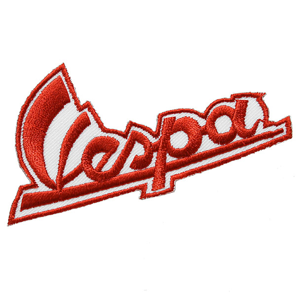 Vespa Logo Patch