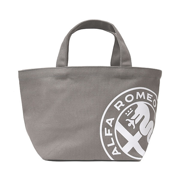 Alfa Romeo Lunch Tote Bag(Grey)
