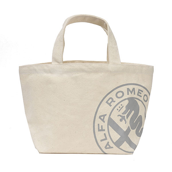 Alfa Romeo Lunch Tote Bag(White)