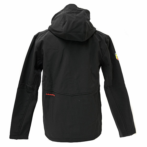 ABARTH Soft Shell Jacket(Technical/Black)