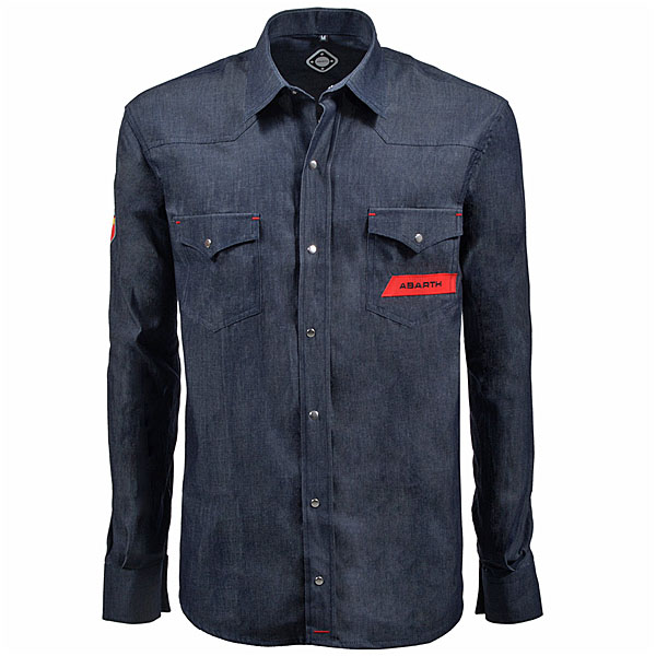 ABARTH Denim Shirts