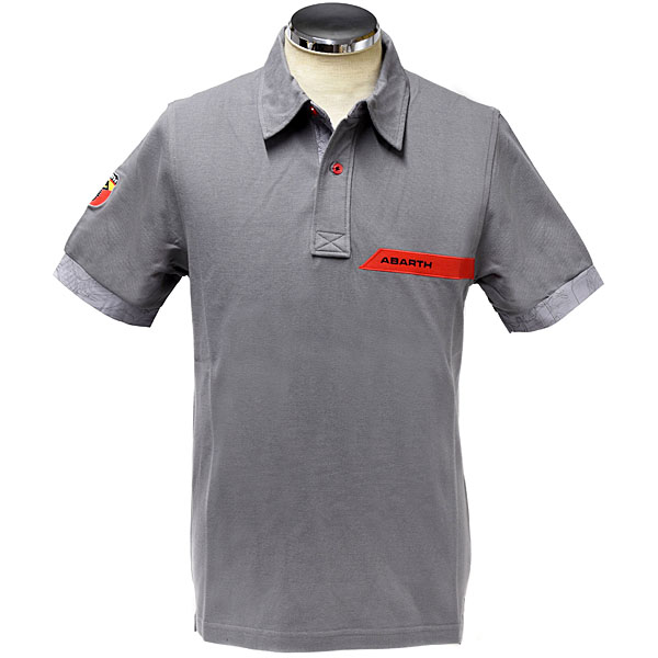 ABARTH Polo Shirts(Technical/Gray)
