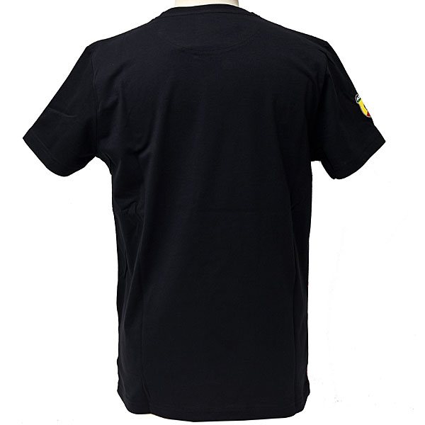 ABARTH T-Shirts(Technical/Gear)Black