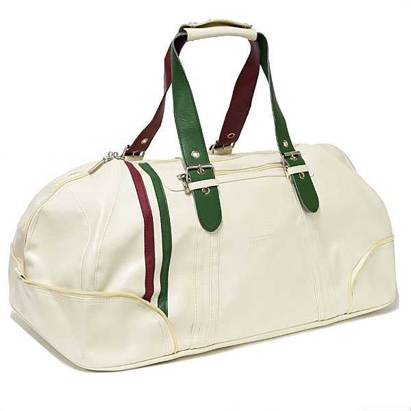 MAGNETI MARELLI Official Travel Bag White