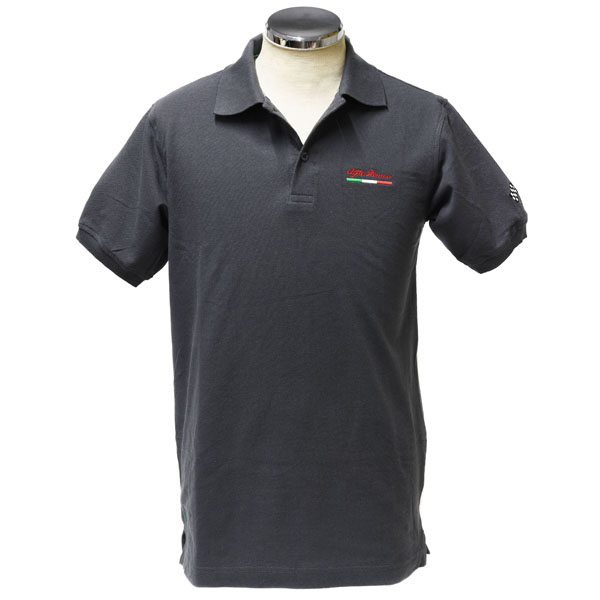 Alfa Romeo MILANO Polo Shirts(Grey)