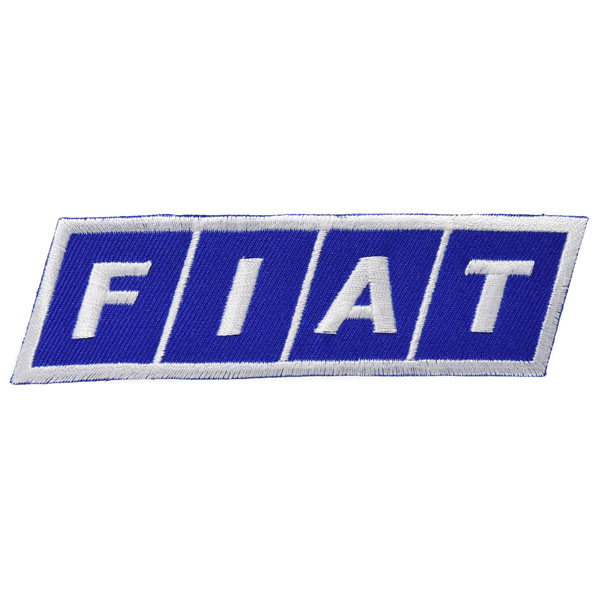 FIAT Logo Patch(115mm)