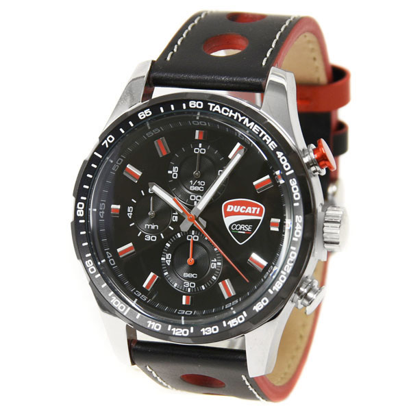 DUCATI Chronograph Watch-DC EVOLUTION-