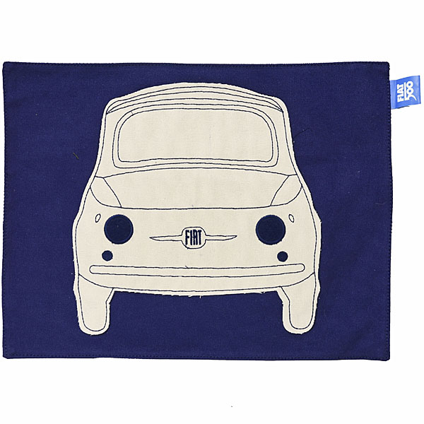FIAT Nuova 500 Lunceon Mat (Blue)