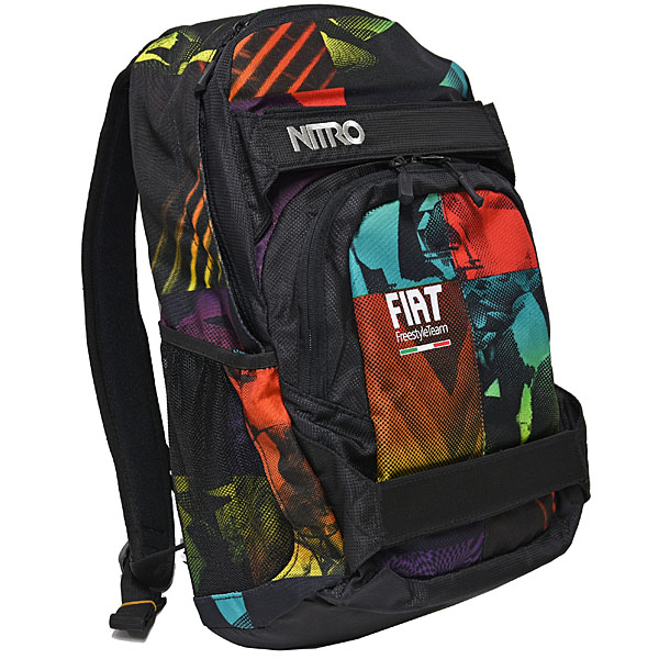 FIAT Freestyle TEAM Back Pack by NITRO(colour)