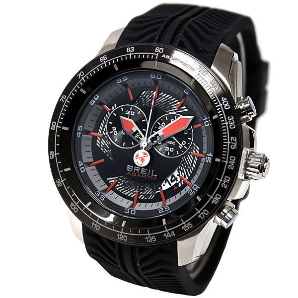 ABARTH Chronograph Watch(Red)