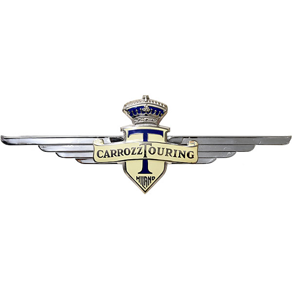 TOURING MILANO Emblem(200mm)