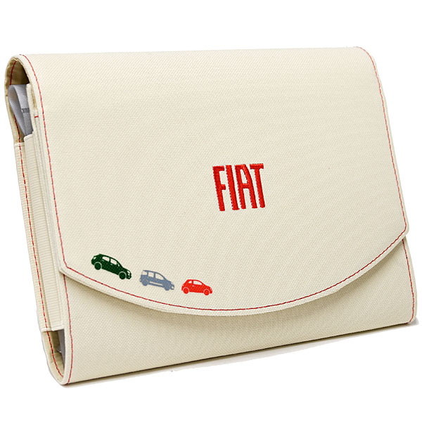 FIAT Document Case(off White)