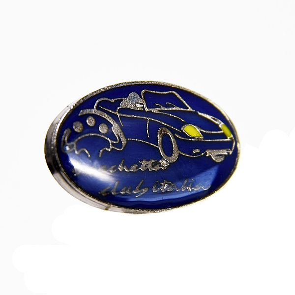 FIAT barchetta CLUB ITALIA Official Pin Badge