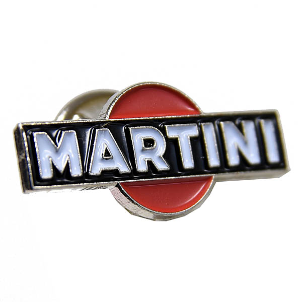 MARTINI Official Pin Badge
