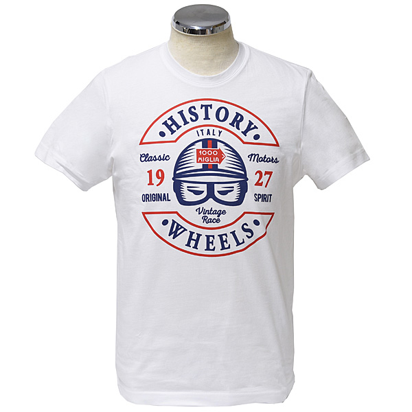 1000 MIGLIA Official T-Shirts-History-