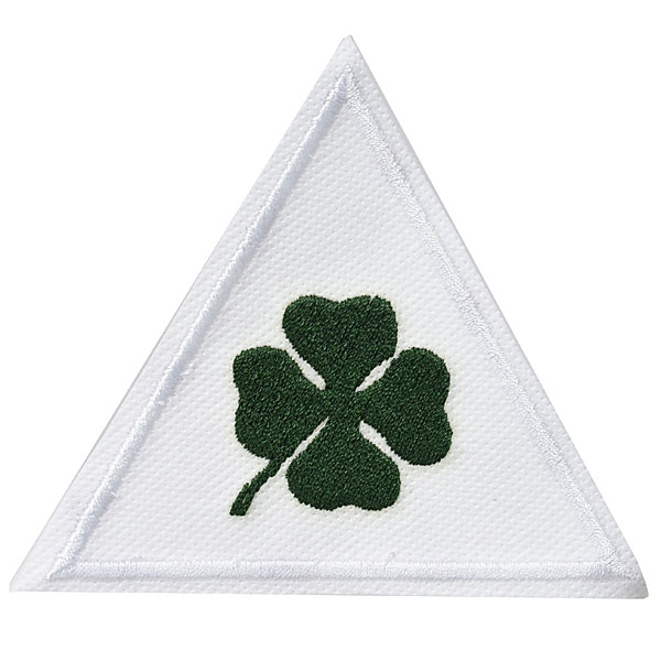 Alfa Romeo Quadrifoglio Triangle Patch(95mm)