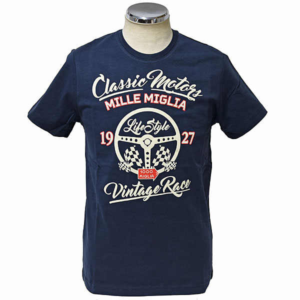 1000 MIGLIA Official T-Shirts-AMERICA-