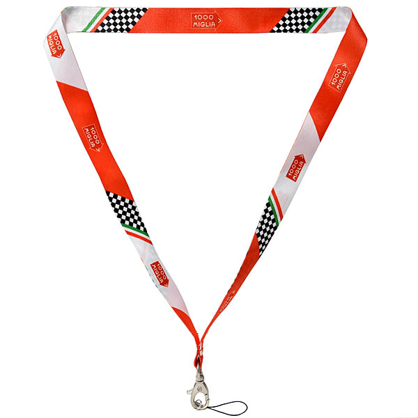 1000 MIGLIA Official Neck Strap