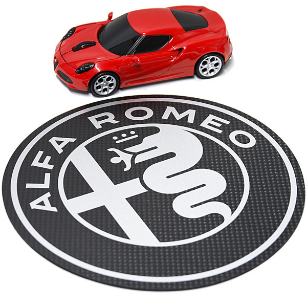 Alfa Romeo Carbon Mouse Pad<br><font size=-1 color=red>08/29到着</font>