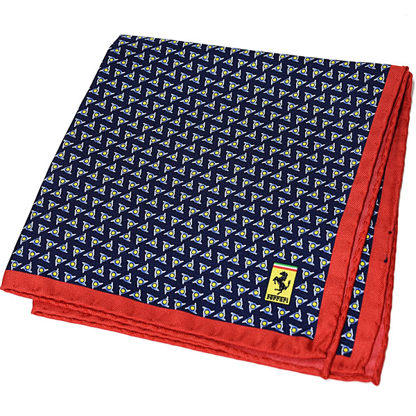 Ferrari Pocket Chief-Gallettoni/Navy-