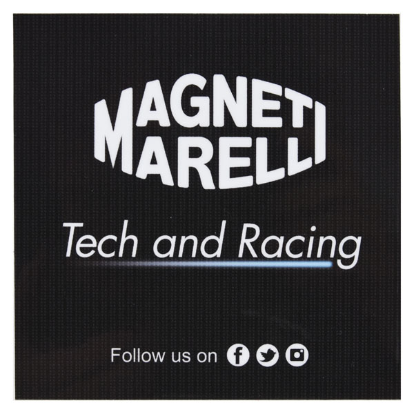 MAGNETI MARELLI Official Sticker(Tech&RACING)