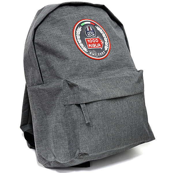 1000 MIGLIA Official Compact Back Pack(Gray)