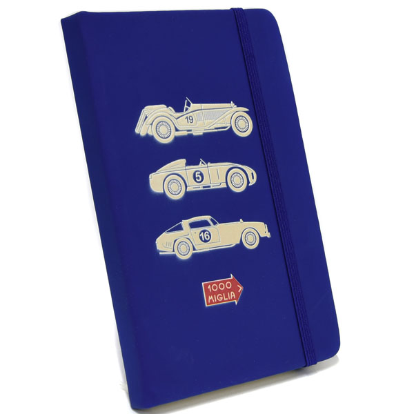 1000 MIGLIA Official Handy Note(blue)