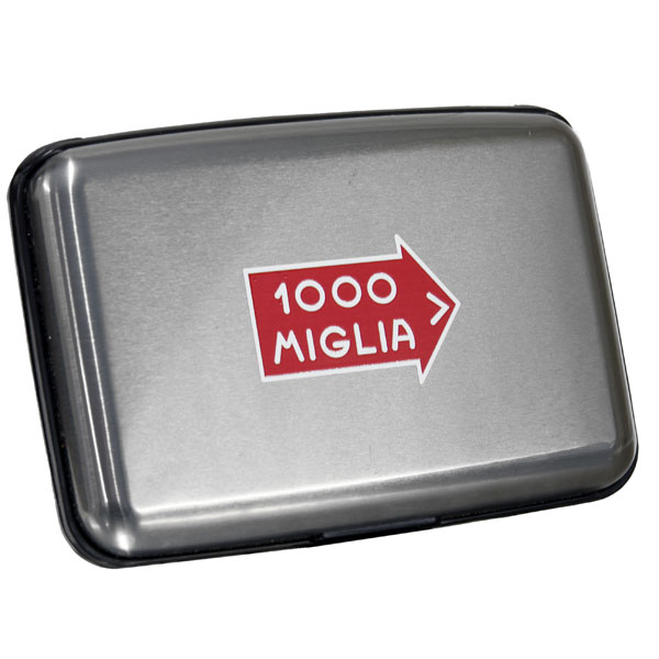 1000 MIGLIA Official Card Holder(Silver)