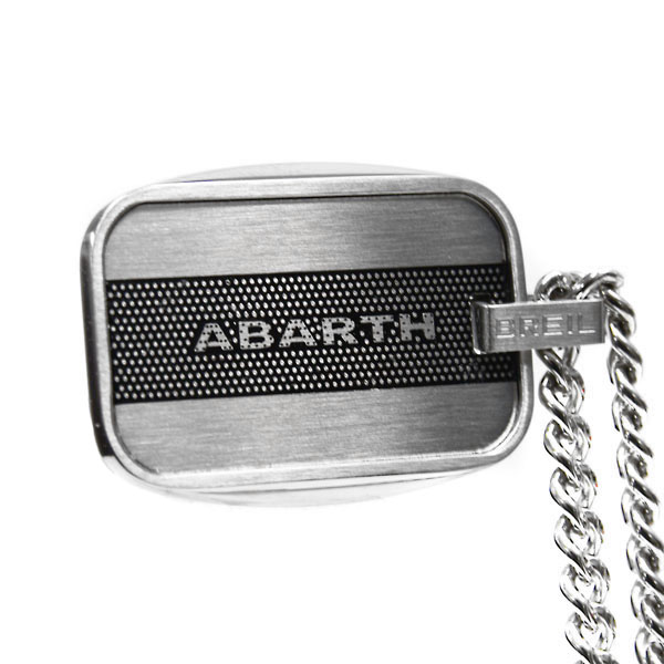 ABARTH Dog Tag Neckless by Breil