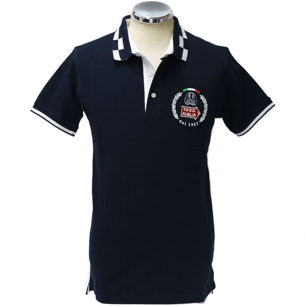 1000 MIGLIA Official Polo Shirts-ROMA-
