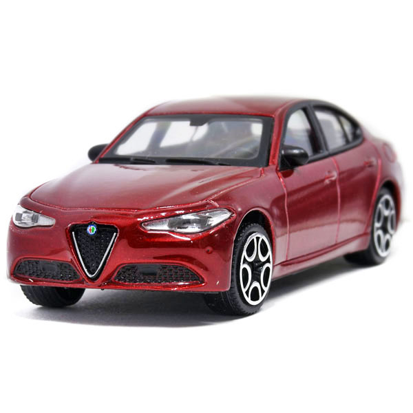 1/43 Alfa Romeo GIULIA Miniature Model(Red)<br><font size=-1 color=red>11/21到着</font>